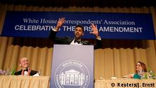 Washington White House Correspondents' Association dinner Minhaj