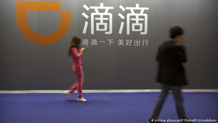 China's Ride-Sharing App Didi Raises $4 Billion in New Funding