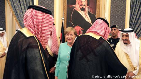 waffenlieferung saudi arabien