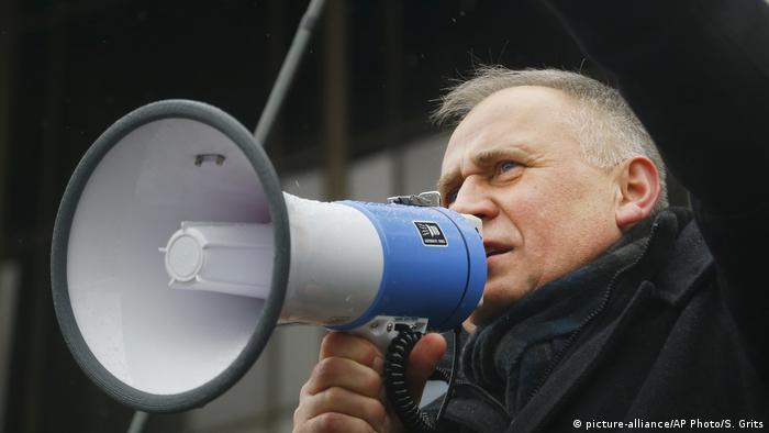 Оппозиционный политик Николай Статкевич (Фото из архива)