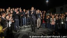 Italien Renzi Wiederwahl Parteichef Partito Democratico