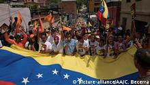 Venezuela Los Teques Opposition Protest