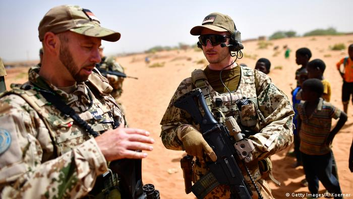 Mali Gao Bundeswehr MINUSMA (Getty Images/A. Koerner)