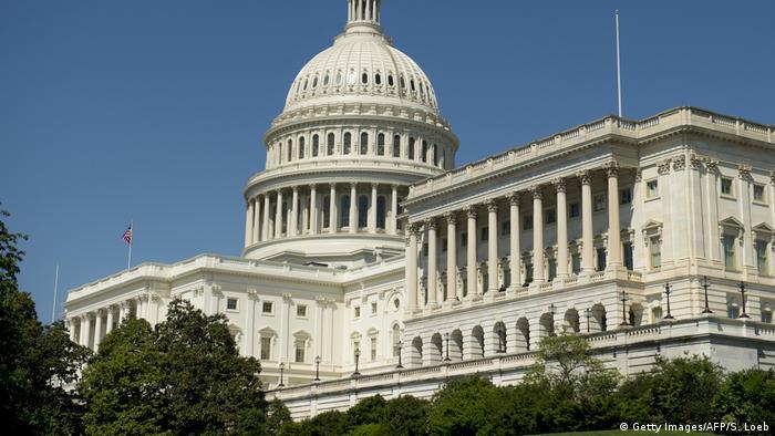USA Kapitol in Washington (Getty Images/AFP/S. Loeb)