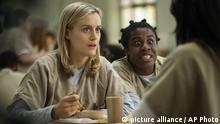 Serie Orange Is the New Black Taylor Schilling Uzo Aduba