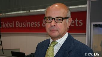 Christoph Schmitt, director general de la Asociación Empresarial para Latinoamérica LAV.