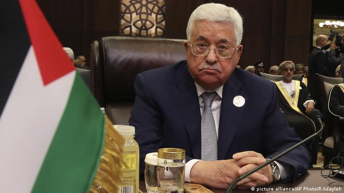 Mahmoud Abbas (picture alliance/AP Photo/R.Adayleh)