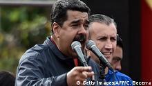 Venezuela Caracas Demonstrationen