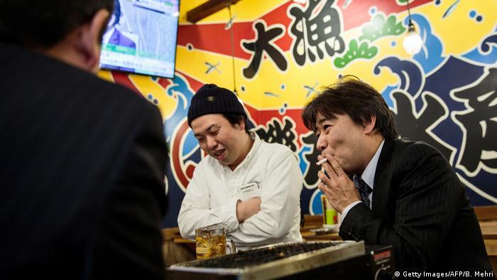 Japan Rauchen