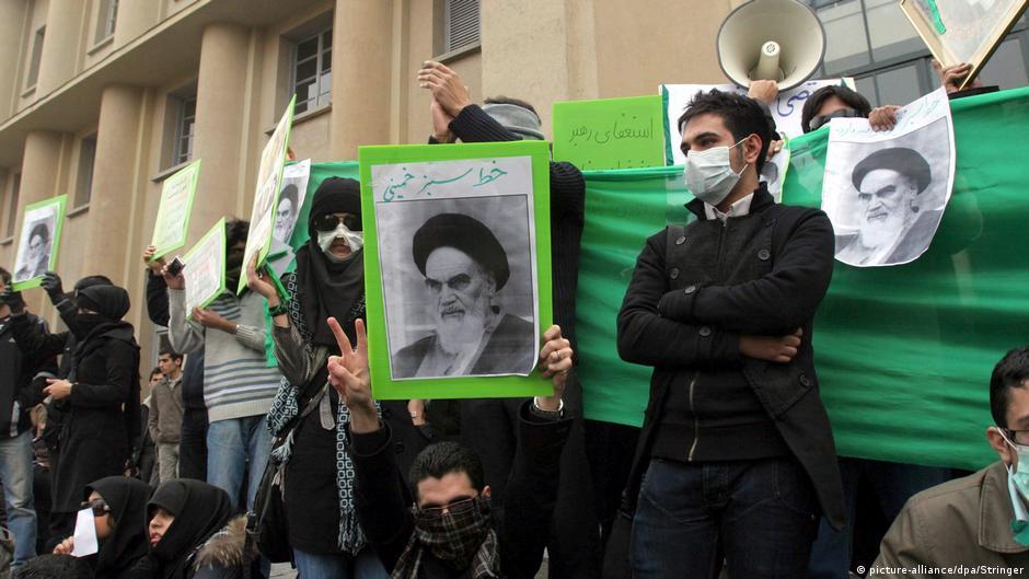 iranian politics essay