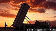 USA THAAD Raketenabwehrsystem
