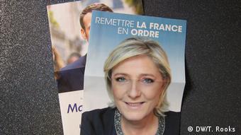 Frankreich Wahl - Presse