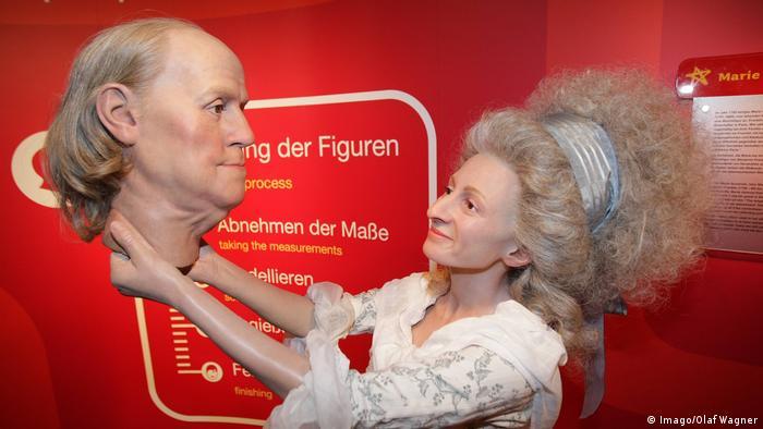 Marie Tussaud Wachsfigurenkabinett Madame Tussauds (Imago/Olaf Wagner)
