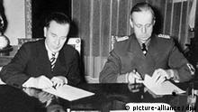 Litauen Memelgebiet 1939 vom Deutschen Reich annektiert