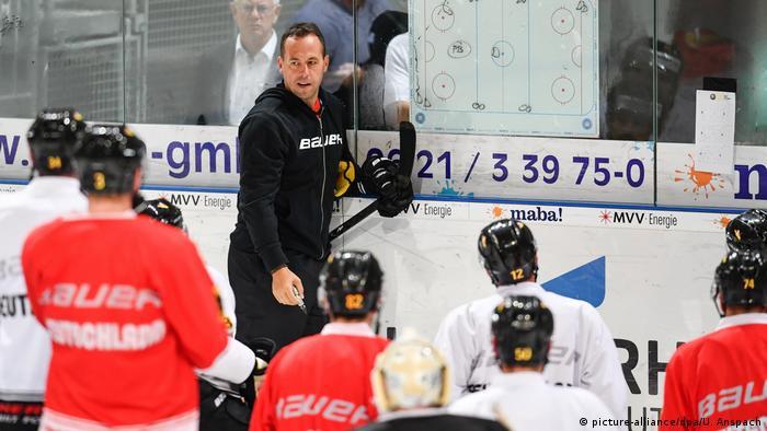 Deutschland Eishockey-Nationalmannschaft Marco Sturm