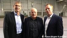 Hans Christoph von Bock Volker Schlöndorff Scott Roxborough