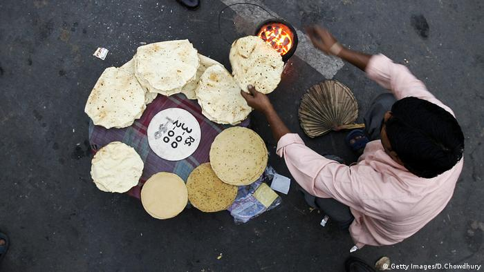 Streetfood Indien (Getty Images/D.Chowdhury)