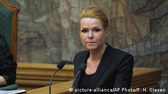 Dänemark | Ministerin für Integration, Ausländer und Wohnen Inger Stojberg