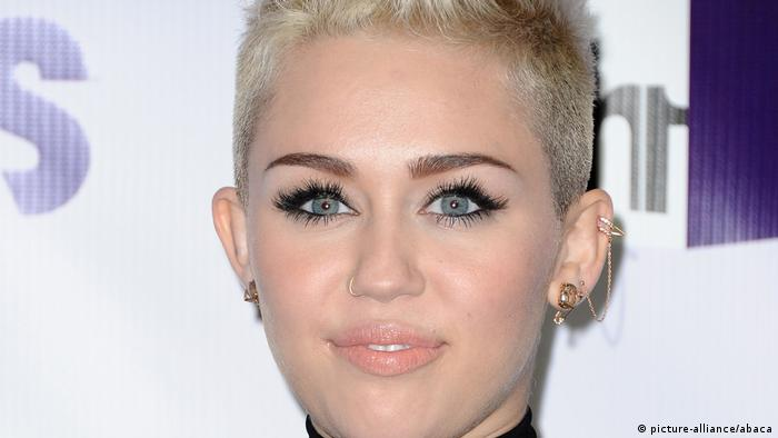 Porträtfoto von Miley Cyrus (Foto: picture-alliance/abaca)