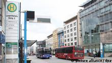 Deutschland | Busbahnhof Pforzheim