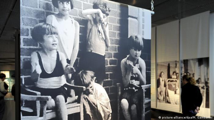 Deutschland | Ausstellung zur «Kinder-Euthanasie» in Berlin
