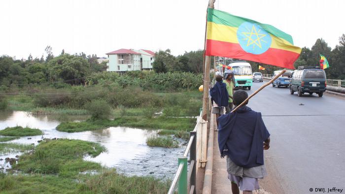 Äthiopien Notstände in Amhara (DW/J. Jeffrey)