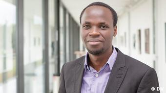 DW-Mitarbeiter Fred Muvunyi
