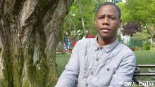 Nito Alves - Aktivist in Angola DW-Korrespondent João Carlos