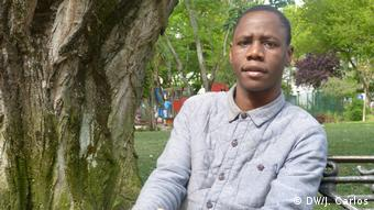 Nito Alves - Aktivist in Angola