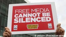 Symbolbild Pressefreiheit in der Türkei