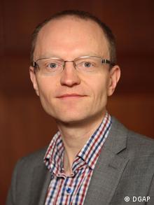 Dr. Stefan Meister (DGAP)