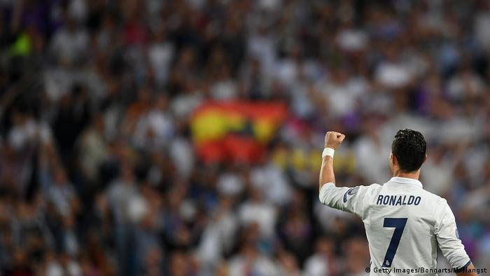 UEFA Champions League Real Madrid CF - Club Atletico de Madrid (Getty Images/Bongarts/M. Hangst)