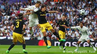 UEFA Champions League Real Madrid CF - Club Atletico de Madrid (Getty Images/O. Rose)