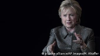 Hillary Clinton (picture-alliance/AP Images/M. Altaffer)