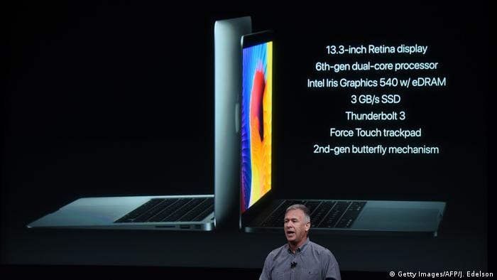 USA Kalifornien Macbook (Getty Images/AFP/J. Edelson)