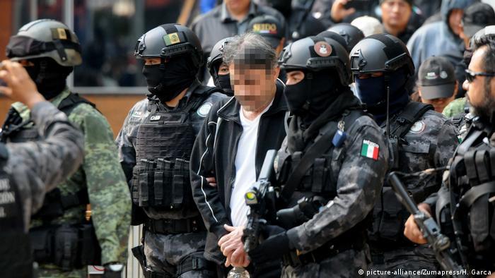 Mexiko Chef des Drogenkartells von Sinaloa gefasst (picture-alliance/Zumapress/H. Garca)