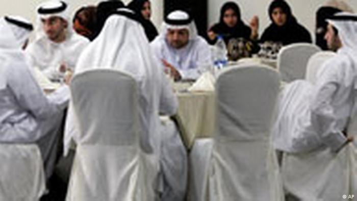 Studentenleben in Dubai (AP)
