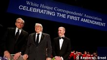 USA White House Correspondents' Association Dinner in Washington