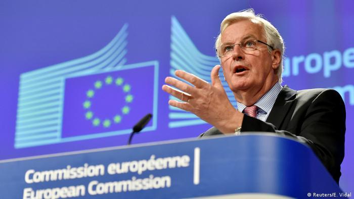 EU drückt bei Brexit aufs Tempo