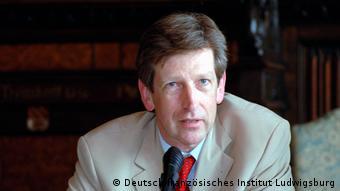 Frank Baasner, director del Instituto franco-alemán (DFI) de Ludwigsburg.
