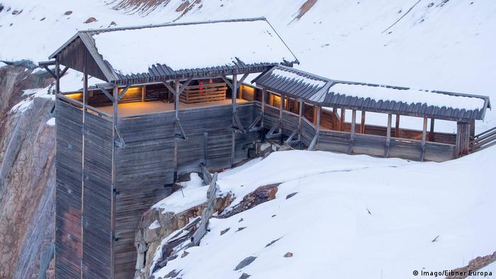 Schweden Bergwerk von Falun (Imago/Eibner Europa)