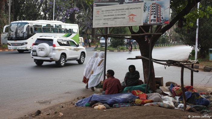 Äthiopien Ausnahmezustand (James Jeffrey)