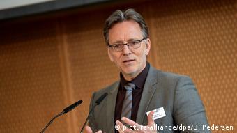 Holger Münch of the Federal Criminal Police Office (BKA)