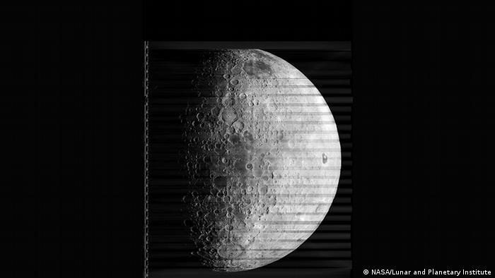 NASA Lunar Orbiter 4