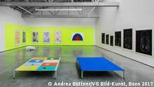 05.09.2016 Installation View: Andrea Büttner, David Kordansky Gallery, Los Angeles, September 9 - October 22, 2016