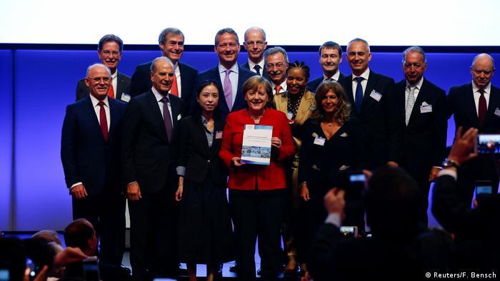 Deutschland B20-Gipfel in Berlin