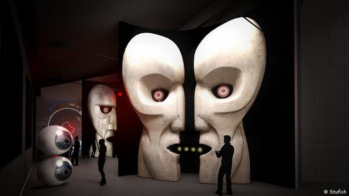 The Pink Floyd Exhibition: Their Mortal Remains (Stufish)