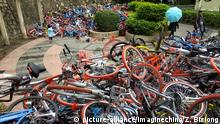 China Bike Sharing