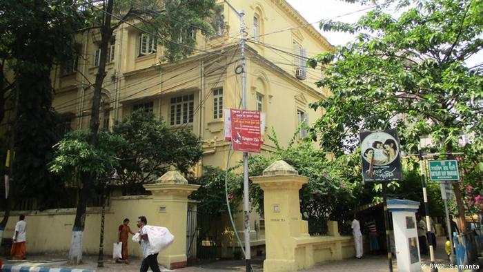 Indien A tribute to Satyajit Ray (DW/P. Samanta)