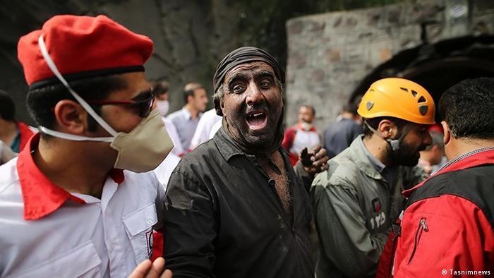 Minenunfall in Golestan - Minenunfall (Tasnimnews)